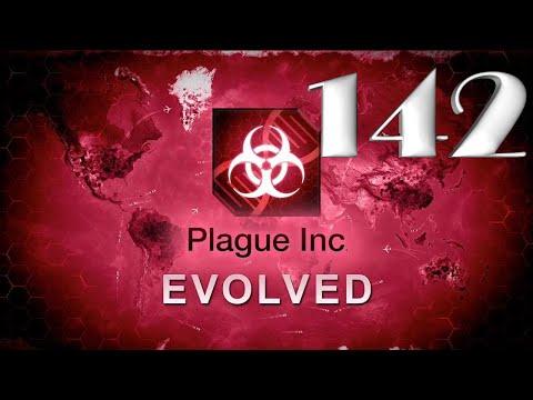 Лепра (Проказа) - Plague Inc: EVOLVED - 142 [Сценарии Игроков]