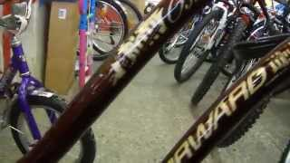 Дорожный велосипед Forward BARRIO 703(Купить дорожный велосипед в Санкт-Петербурге: http://trenager.ucoz.com/shop/velosipedy/dorozhnye-velosipedy., 2012-05-09T09:17:16.000Z)