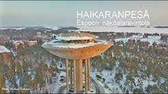 Näköalaravintola Haikaranpesä. Espoo, Finland-Suomi