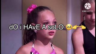 editing dance moms but it's just pyramid clips