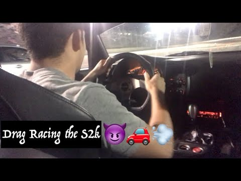 Thursday night drag racing at Madison International Speedway in the S2000