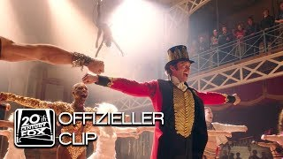 Greatest Showman | Offizieller Clip: Come alive | Deutsch HD German (2018)