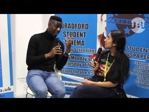 Party on the Amp 2015: Jermain Jackman