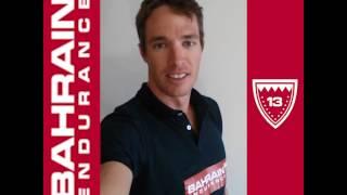 Bahrain Endurance 13 - Launch James Cunnama