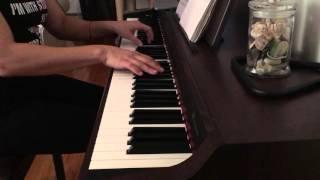 Crimson Peak - Lullaby - Piano