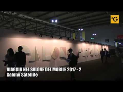 Il salone satellite al salone del mobile 2017 youtube for Salone satellite
