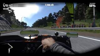 driveclub caterham r500 superlight racing on goshodaira japan track