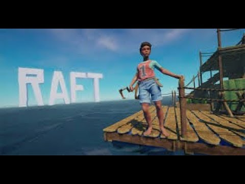 Raft Game, How To Get Your Raft Unstuck From A Island Guide