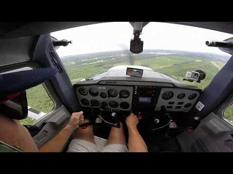 First Solo Cessna 150