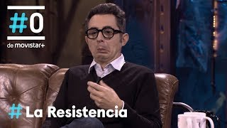 LA RESISTENCIA - Berto Romero a navaja con Broncano   #LaResistencia 08.11.2018