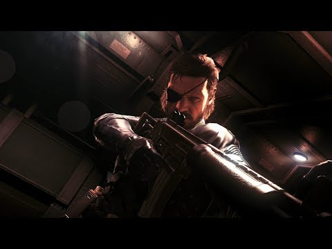 Metal Gear Solid V: Ground Zeroes Full Ending  