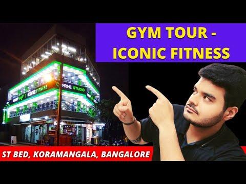 Iconic Fitness Bangalore | Koramangala | Gym Tour