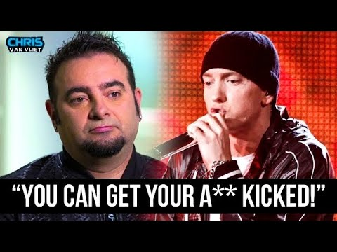 NSYNC's Chris Kirkpatrick on getting dissed by Eminem on the song \