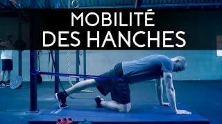 DÉCOMPRESSION ARTICULAIRE DE LA HANCHE - Exercice de mobilité pour le CrossFit et le squat