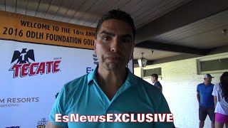 EDDIE PIOLIN SOTELO OPENS UP ON RELATIONSHIP WITH OSCAR DE LA HOYA