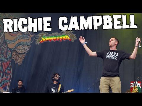 Richie Campbell - Talk Sweet / Work...