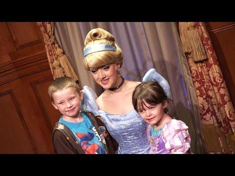 Disney Characters Greet | Kinder Playtime Walt Disney World Celebration Trip Vlog Part 5