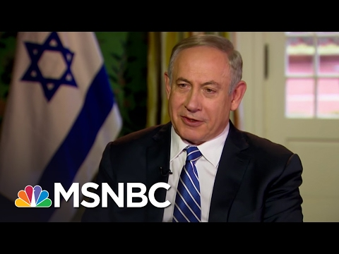 Greta Van Susteren Speaks With Israeli PM Benjamin Netanyahu