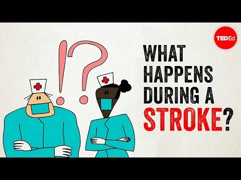 What happens during a stroke? - Vaibhav Goswami