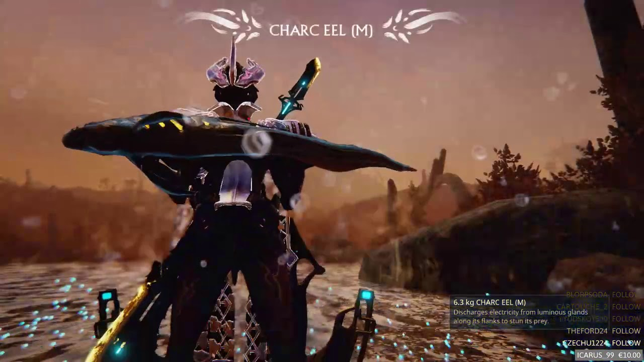warframe how to fly in plains of eidolon