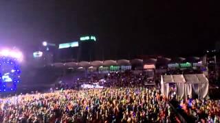 yi shou jian dan de ge leehom 20120303 malaysia concert
