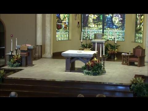 10-17-17 Noon Mass