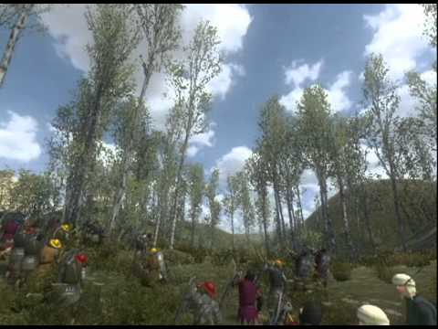 Mount amp blade warband mod anno domini 1257 youtube