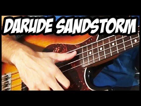 Darude Sandstorm Meets Slap Bass