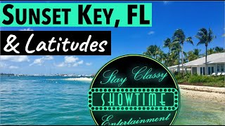 Sunset Key, FL   Latitudes Restaurant   Ferry   Key West, FL