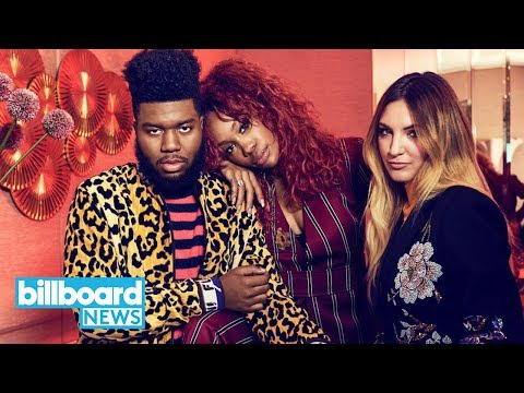 Best New Artists' Khalid, SZA & Julia Michaels On Rooting For Change In Music | Billboard News