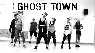 GHOST TOWN by Adam Lambert | Official Dance Choreography Video
