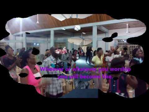 Your Name Is Yahweh  Papa Foster ThroneOfWorship 1