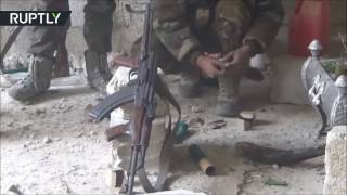 SAA force militants back in E  Ghouta, destroy tunnels connected to Damascus