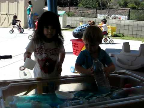 Toddler Video Outdoor