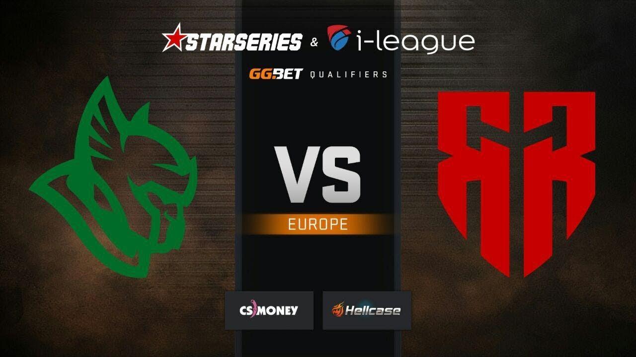Heroic vs Red Reserve, map 1 Nuke, StarSeries & i-League S7 GG.Bet EU Qualifier