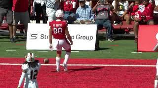 Highlights: No. 11 Utah football shuts out Idaho State, 31-0
