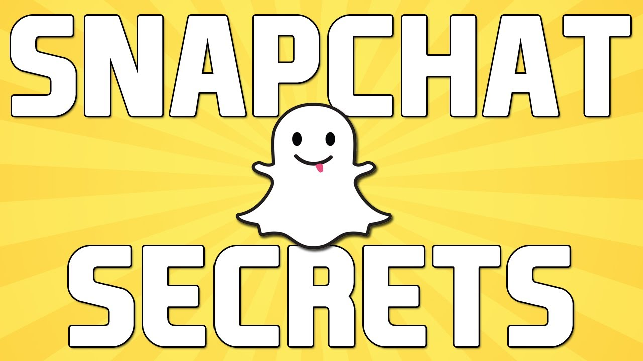 Snapchat hidden tricks colors effects secret screenshots youtube buycottarizona Image collections