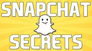 SnapChat Hidden Tricks: Colors | Effects | Secret Screenshots