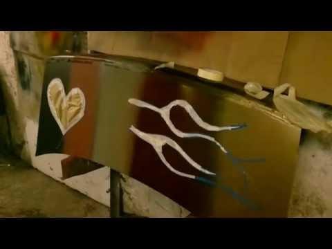 видео: ЯН:) Урок покраски аэрозольными баллончиками