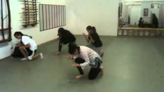 Rhythms of India - Hulle Hullare practice - Mill Creek 2011-03-27