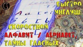 БыстроИнглиш 3 Уникальные системы запоминания Алфавита и Чтения гласных