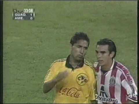 Club America vs Chivas, Liguilla Invierno 1997