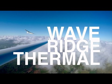 My Invisible Friends - Wave, Ridge and Thermal