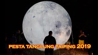 Pesta Tanglung 2019 Taman Tasik Taiping