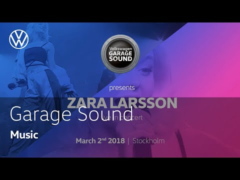 Zara Larsson - So Good (live in Stockholm)