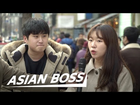 Koreans React To Record High Youth Unemployment Rate [Street Interview] | ASIAN BOSS