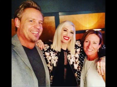 Gwen Stefani Interview with Fresh 102.7's Carson and Cane, December 7, 2015