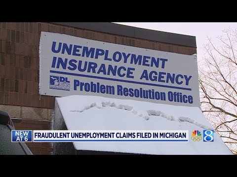 Fraudulent unemployment claims filed in Michigan