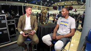 Kevin Durant Answers Fan Questions Before Game 2