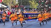 Kyoto Tachibana SHS Band - Disneyland Anaheim 2017 京都橘高校吹奏楽部